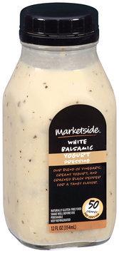 Marketside™ White Balsamic Yogurt Dressing 12 fl. oz. Bottle