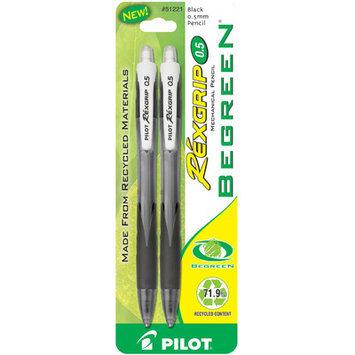 Pilot 2 Count RexGrip Begreen Mechanical Pencil (Set of 6)