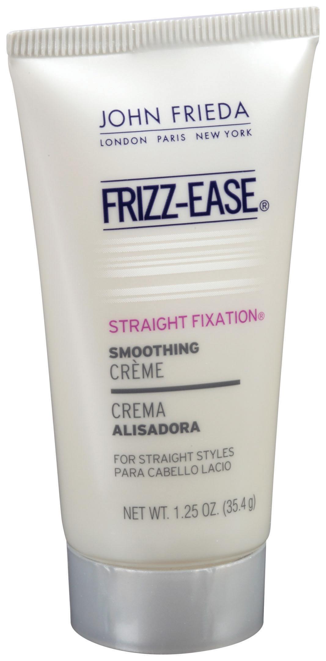 John Freida Frizz Ease® Straight Fixation® Smoothing Creme 1.25 oz. Tube