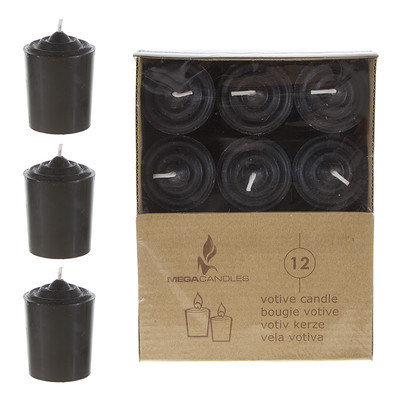 Mega Candles Votive Candle Size: 2.2