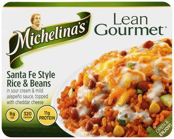 Michelina's® Lean Gourmet® Santa Fe Style Rice & Beans 8.5 oz. Tray