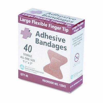 Acme United Fingertip Bandages