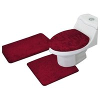 Kashi Home Hailey 3 Piece Bath Rug Set