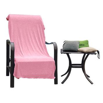 Pro Towels Sport Quillow Towel Color: Pink