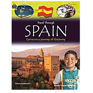 Teacher Created Resources 8286 Travel Through: Spain