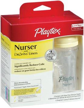 Playtex® Nurser with Drop-In™ Liners 2 Nursers, 5 Liners