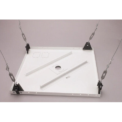 Chief Mfg. Chief CMA 2' x 2' Suspended Ceiling Tile Replacement Plate