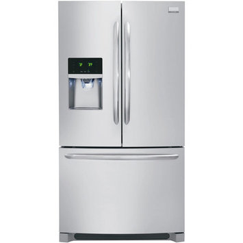 Frigidaire DGHF2360PF 226 Cu Ft French Door Refrigerator Stainless Steel
