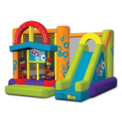 Bounce Superstore KidWise Double Shot Inflatable Bounce House