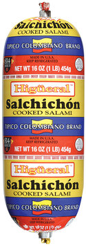 Higueral™ Salchichon Cooked Salami 16 oz.