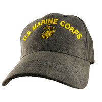 Motorhead Products US Military Logo Cap Branch: Marine