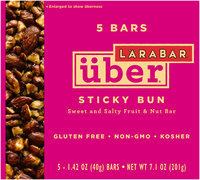 LARABAR® Uber™ Sticky Bun Bars Fruit & Nut