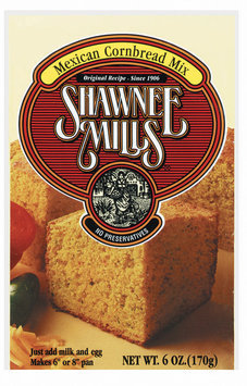 Shawnee Mills Mexican Cornbread Mix 6 Oz Packet