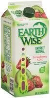 Earth Wise™ Strawberry Kiwi Fruit Juice Beverage 59 fl. oz. Carton