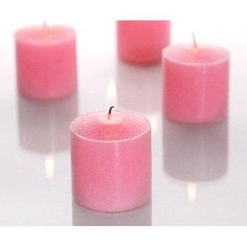 Light In the Dark Rose Garden Scented Votive Candles (Set of 72)