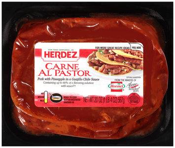 Herdez™ Carne Al Pastor 20 oz. Pack