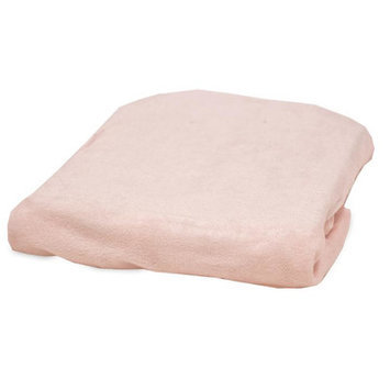 Rumble Tuff Bundle Standard Terry Bamboo Cover Set, Pink / White / Pink