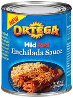Ortega® Mild Red Enchilada Sauce 28 oz. Can