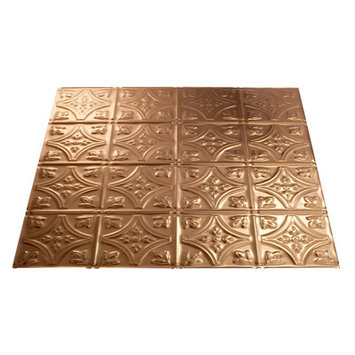 Fasade Fasade Traditional Ceiling Tile Panel (Common: 24-in x 24-in; Actual: 23.75-in x 23.75-in) L50-25