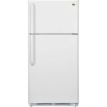 Haier 20.6 Cu. Ft. Top Freezer Refrigerator, White