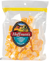 Hoffman's Natural Colby Jack Cheese Cubes 12 Oz Peg
