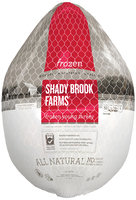 Shady Brook Farms® Frozen Young Turkey