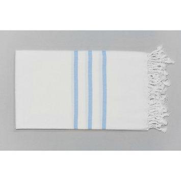 Antiochia Classic Bath Towel Color: Baby Blue