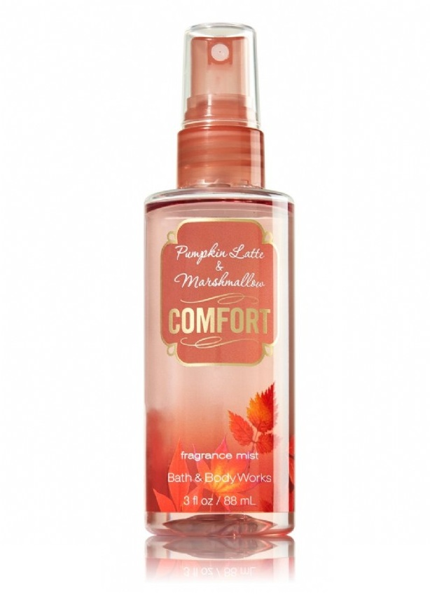 Bath & Body Works® Pumpkin Latte & Marshmallow Fine Fragrance Mist