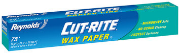 Reynolds® Cut-Rite® Wax Paper Box