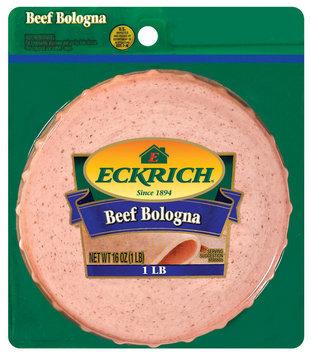 Eckrich Beef Bologna Bologna