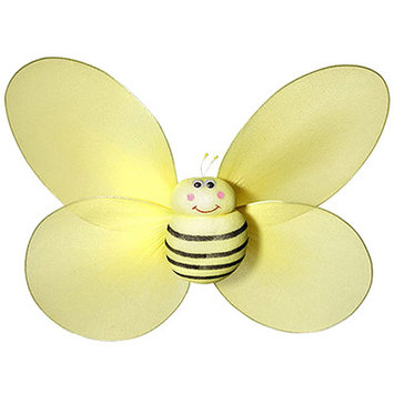 Heart To Heart Bumble Bee with Smiling Color: Yellow