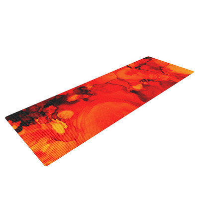 Kess Inhouse Family Photos II by Claire Day Yoga Mat