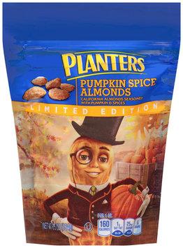 Planters Limited Edition Pumpkin Spice Almonds 6.5 oz. Bag