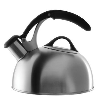 OXO Good Grips Pick Me Up Brushed Teakettle
