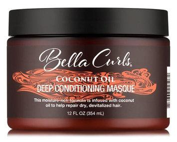 Bella Curls® Coconut Oil Deep Conditioning Masque