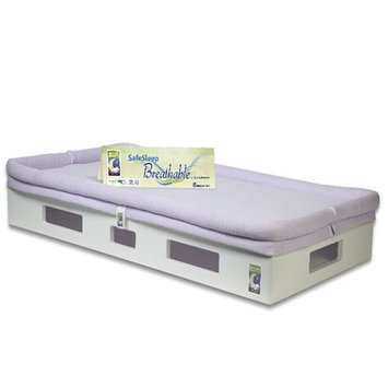Secure Beginnings CMC-007 Additional Breathable Sleep Surface - Lavender