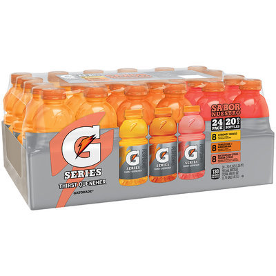 Gatorade® Xtremo® Mango Tangerine Watermelon Citrus Sports Drink Variety Pack