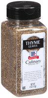 McCormick® Culinary Selects™ Thyme Leaves 4 oz. Shaker