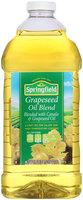 Springfield® Canola & Grapeseed Oil Blend 68 fl. oz. Plastic Bottle