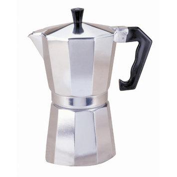Epoca; Primula Aluminum 3-Cup Stovetop Espresso Coffee Maker