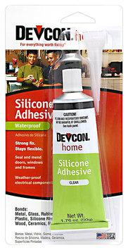 Devcon® Home Silicone Adhesive 1.76 oz. Tube