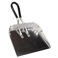 DQB Industries 17 Metal Dust Pan With Soft Grip Handle