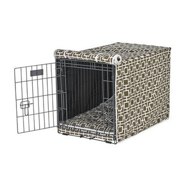 Bowsers Luxury Crate Cover Size: XX-Large (33