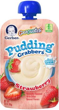 Gerber® Graduates® Grabbers® Strawberry Pudding