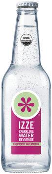 Izze® Raspberry Watermelon Sparkling Water Beverage 12 fl. oz. Bottle