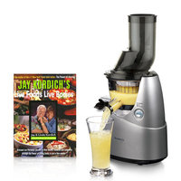 Kuvings Whole Slow Juicer Color: Silver