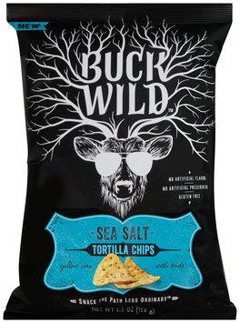 Buck Wild™ Sea Salt Tortilla Chips 5.5 oz. Bag