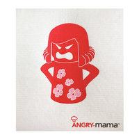 Newmetro Design Angry Mama Reusable Wipe Size