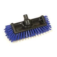 Syr Scrator Brush BLacK with Bristles Bristles: Blue