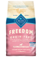 THE BLUE BUFFALO CO. BLUE™ Freedom® Grain-Free Chicken Recipe For Small Breed Puppies